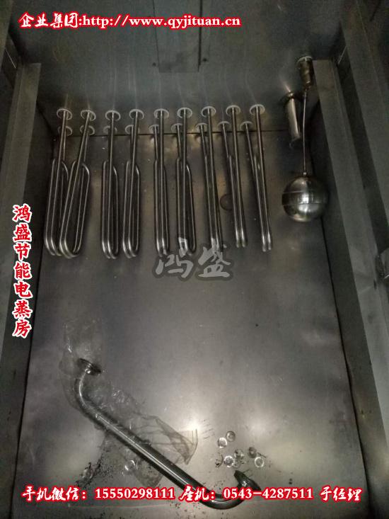 380v的蒸箱接线图