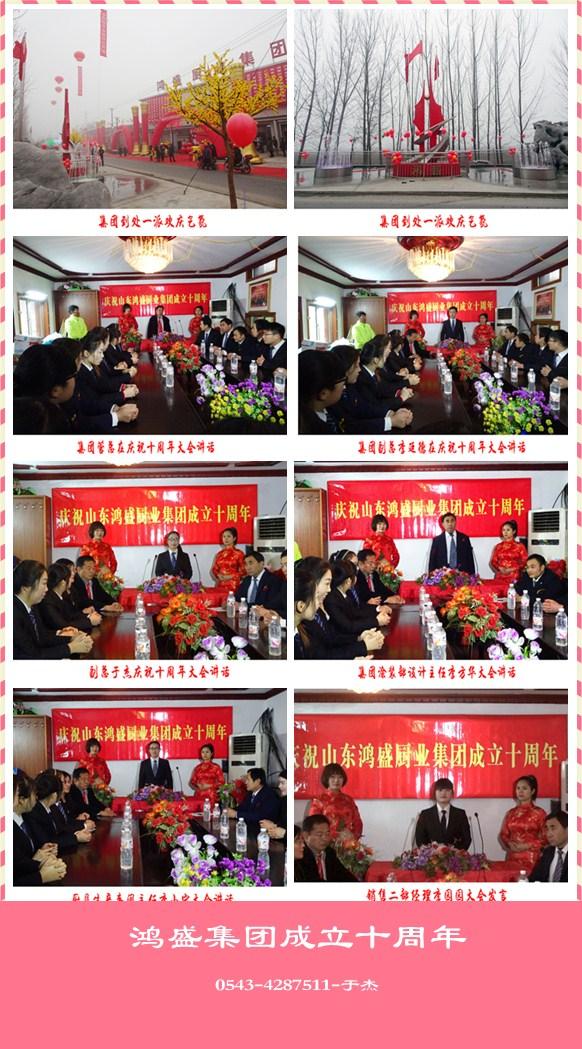 【重点会议】庆祝山东鸿盛厨业集团有限